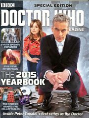 Doctor Who Magazine Special Edition #39 The 2015 Yearbook Peter Capaldi Panini Magazines